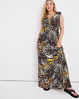 Joe Browns Palm Twist Maxi Dress
