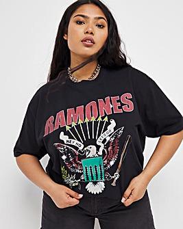 Ramones Band Tee