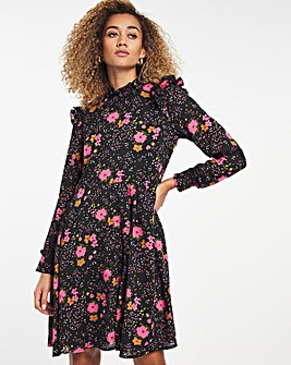 Y.A.S Pretty Detail Mini Dress