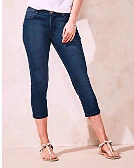 Shape & Sculpt Crop Jeans