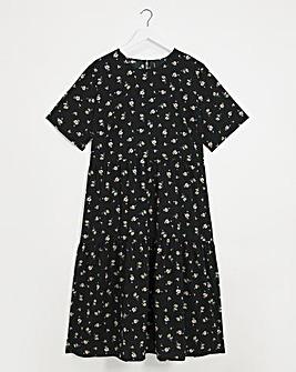Vero Moda Floral Smock Dress