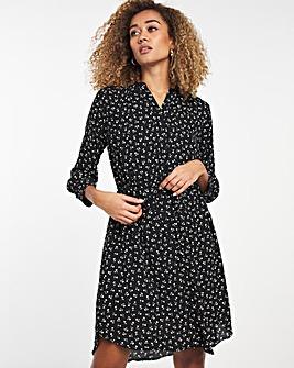 Selected Femme Drawstring Dress