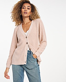 Selected Femme Button Down Cardigan