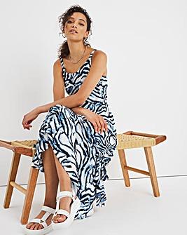 Joe Browns Printed Summer Dress