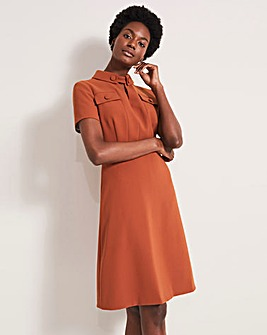 Damsel in a Dress Jenna Button Down Dress