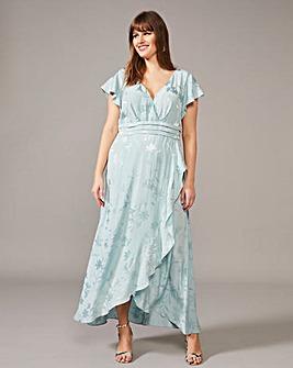 Studio Eight Rosie Floral Jacquard Dress