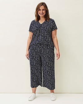 Studio Eight Carin Spot Culotte Trousers
