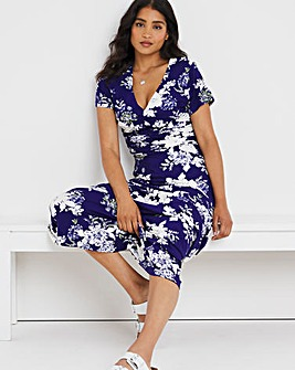 Joe Browns Short Sleeve Maxi Dress