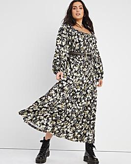 Joe Browns Smocked Midi Dress