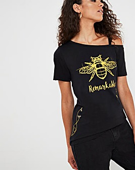 Joe Browns Bee Remarkable Top