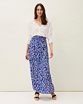 Phase Eight Grace Floral Maxi Skirt