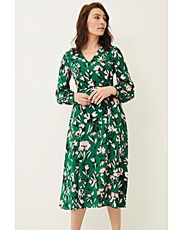 Phase Eight Emmy Floral Wrap Dress