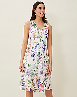 Phase Eight Lonnie Floral Dress
