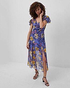 French Connection Eloise Midi Dress