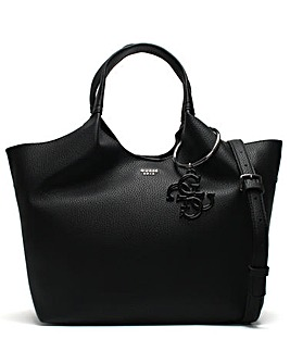 Guess Flora Slouchy Shopper Bag