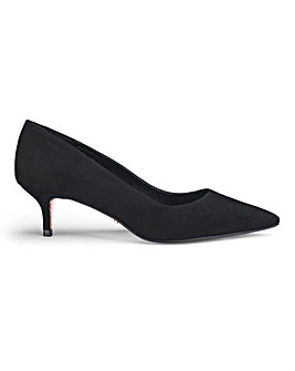 Dune Wide Fit Alesandra Court Shoe