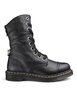 Dr Martens 9 Tie Cap Boot