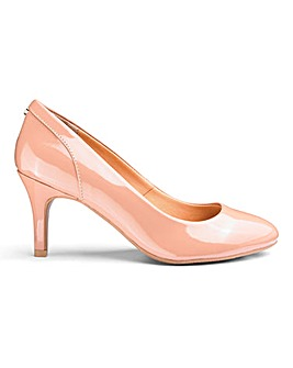 Head Over Heels by Dune Avana Court Shoe