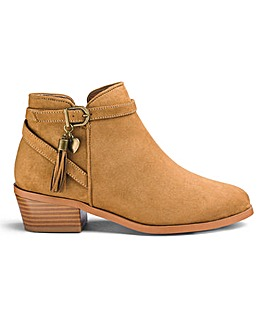 Head Over Heels Dune Palomma Ankle Boots