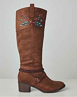 Joe Browns California Dreams Boots E Fit