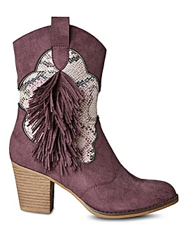 Joe Browns Fabulous Weekend Boots D Fit