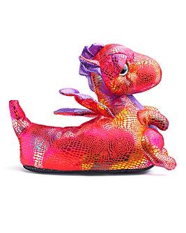 Dragon Novelty Slipper