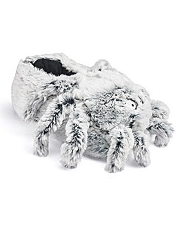Halloween Spider Novelty Slipper