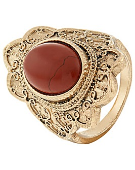 Accessorize Moroccan Ethnic Ring