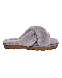 Ugg Fuzzette Slippers D Fit