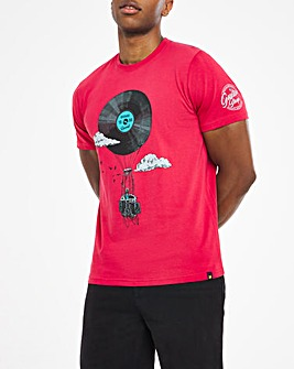 Joe Browns Red Balloon Records T-Shirt