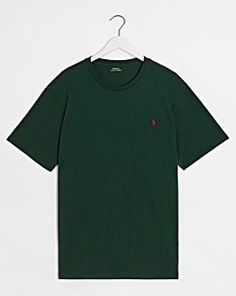 Polo Ralph Lauren Green Classic Short Sleeve Tee