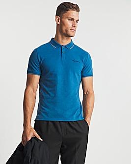 Ben Sherman Royal Blue Short Sleeve Signature Tipped Polo