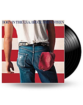 Bruce Springsteen Born in the USA Vinyl