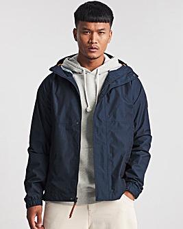 Timberland Dark Sapphire Outdoor Heritage Packable Shell Jacket