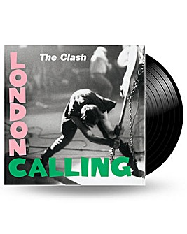The Clash London Calling Vinyl