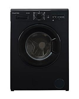 Russell Hobbs Black 7kg Washing Machine