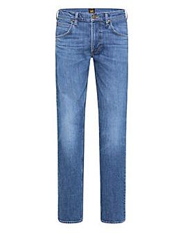 Lee Dark Freeport Darren Regular Straight Fit Jean