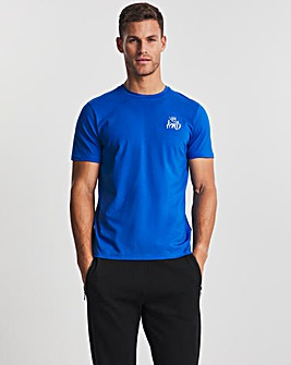 Kings Will Dream Cobalt Crosby Short Sleeve T-Shirt