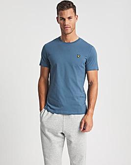 Lyle & Scott Slate Blue Classic Short Sleeve T-Shirt
