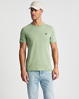 Lyle & Scott Fern Green Classic Short Sleeve T-Shirt