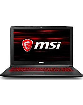 """MSI GV62 8RE 15.6"""" Gaming Laptop"""