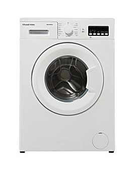 Russell Hobbs White 8kg Washing Machine