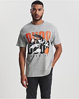 Looney Tunes Space Jam 2 Grey T-Shirt