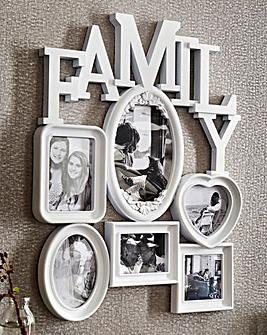 Family Montage Frame