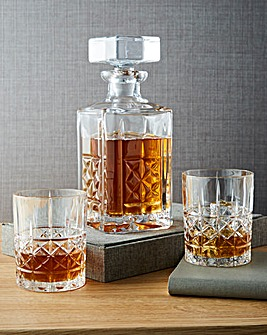 Waterford Marquis Brady Decanter Set