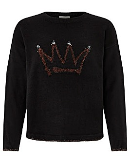 Monsoon Clarissa Crown Jumper