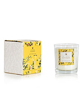 Oasis Leighton Vetiver & Iris Candle
