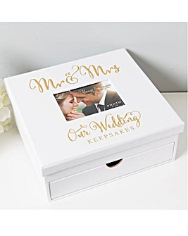 Always & Forever Keepsake Box with Photo