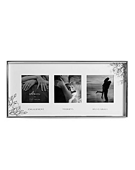 Engaged Wedding Honeymoon Frame