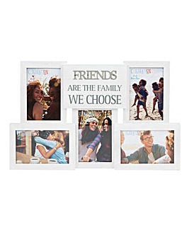 Friends Multiapeture Frame